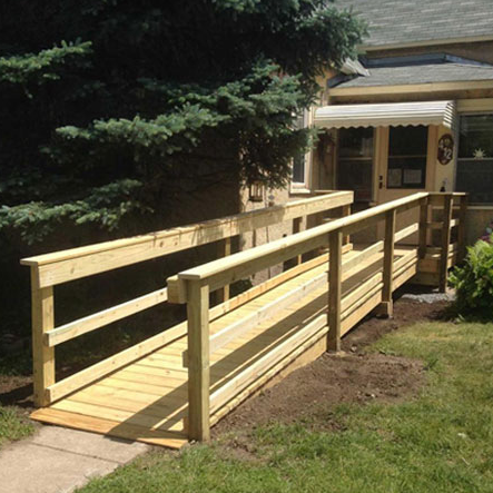 Wheelchair Ramps Installations